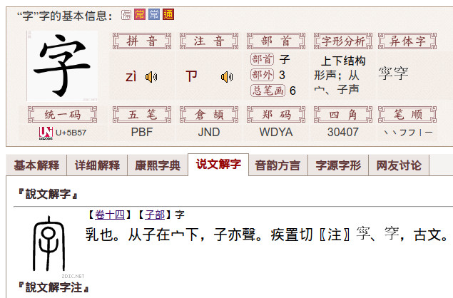 漢字密碼一天一字:36、字