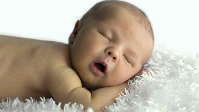 婴儿的睡眠